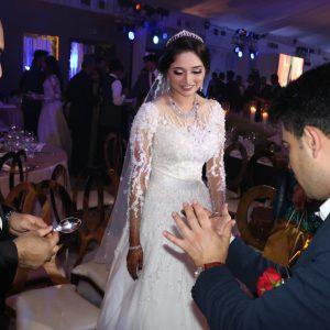 Adnan and Noorie royal wedding