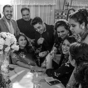 Marom in India wedding