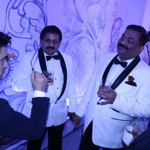 Marom vip performance for Sohan Roy and Roy CJ at Mumbai royal wedding